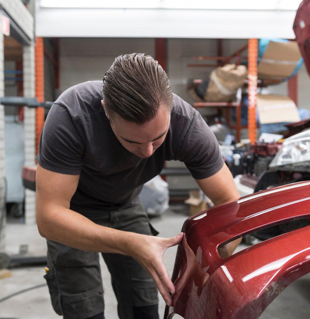 Auto reparatie in garage waddinxveen